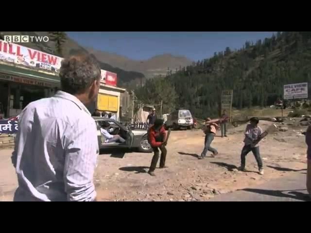 Top Gear UK India Special Топ Гир спецвыпуск в Индии Трейлер 2 RUS
