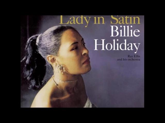 Billie Holiday Lady In Satin 1958 Full Album