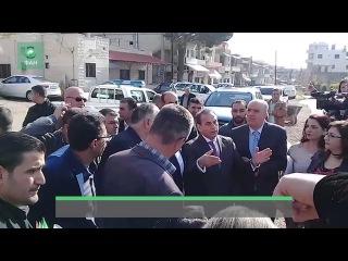 Сирия: долину Вади аль-Насара и замок Крак-де-Шевалье снова сделают центром туризма