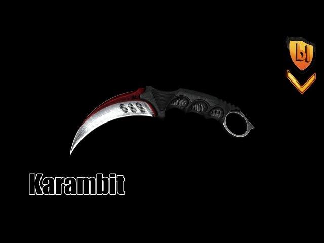 Killing Floor Karambit CSGO