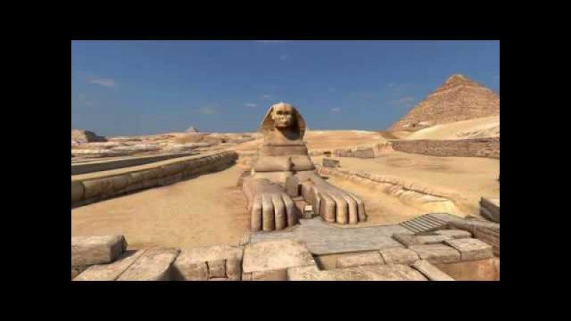Великие Пирамиды 3D Скринсейвер HD | Great Pyramids 3D Screensaver HD