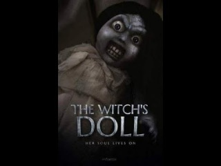 Проклятие: Кукла ведьмы ( 2018) #ужасы, #среда, #кинопоиск, #фильмы ,#выбор,#кино, #приколы, #ржака, #топ