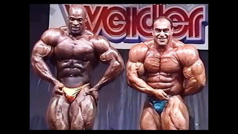 Nasser El Sonbaty The Biggest - 1996 Posing