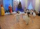Танец снежинок.