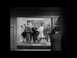 THE BIG STORE (1941) Groucho and Harpo Marx fun swing dance