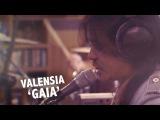 Valensia - 'Gaia' live @ Ekdom in de Ochtend