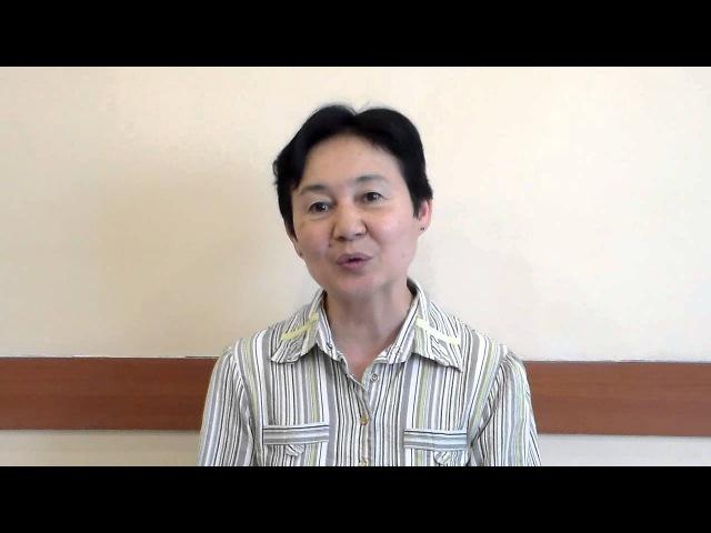 Отзыв Бахытгуль на сеанс тайского массажа Мурата Тинибаева