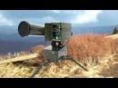 Ракетні випробування нового протитанкового ракетного комплексу «Скіф»