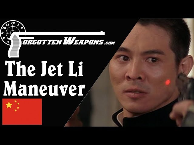 The Jet Li Maneuver: Beretta Disassembly at Gunpoint