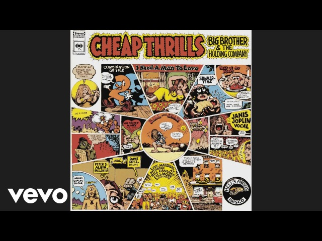 Big Brother The Holding Company - Ball and Chain (audio)