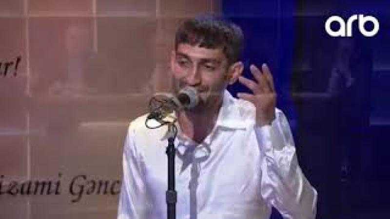 Vusal Ucarli - Xalqin Şairi İkinci Çıxış -ARB TV