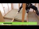Инструкция по утеплению пола каменной ватой