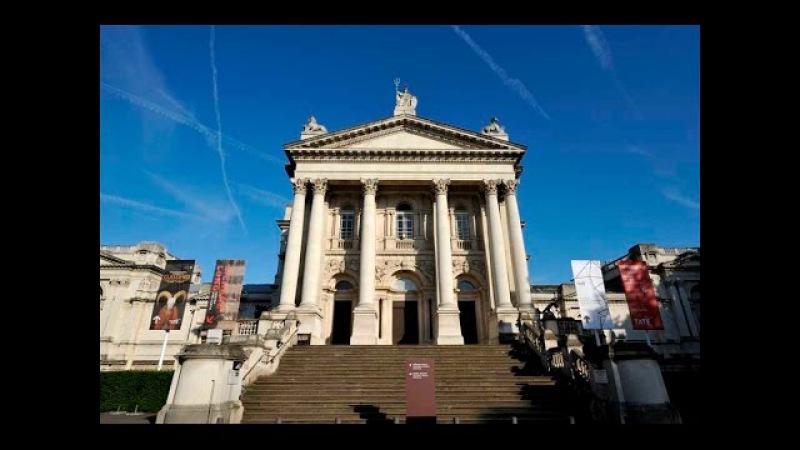 Лондон 2013. День 4 Часть 1. Музей Tate Britain, Набережная Темзы