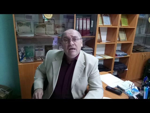 Отзыв Олег Геннадьевич о тренинге Товарная Машина - Виталий Окунев