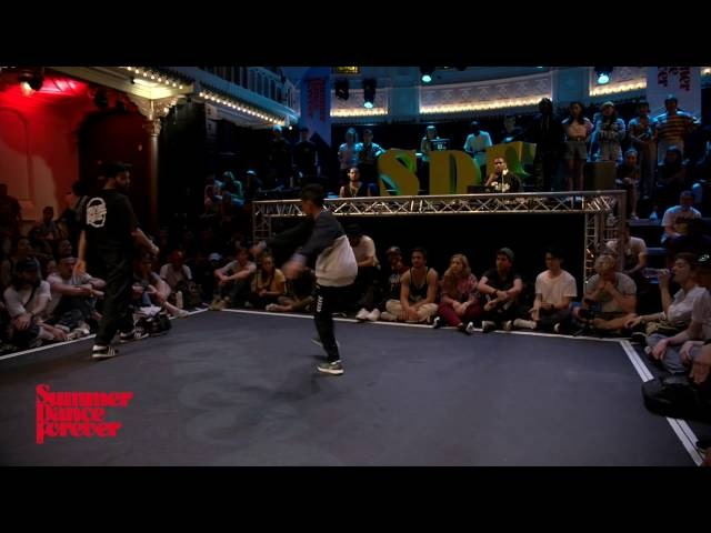 Leelou vs Mod 1ST ROUND BATTLES Breaking Forever - Summer Dance Forever 2016