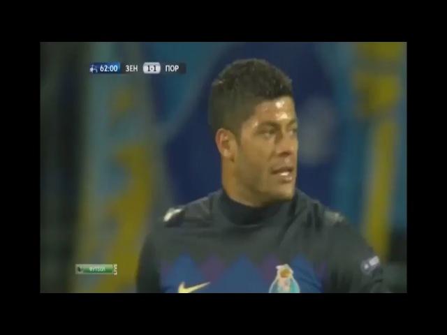 Зенит 3-1 Порту / 28.09.2011 / FC Zenit vs FC Porto