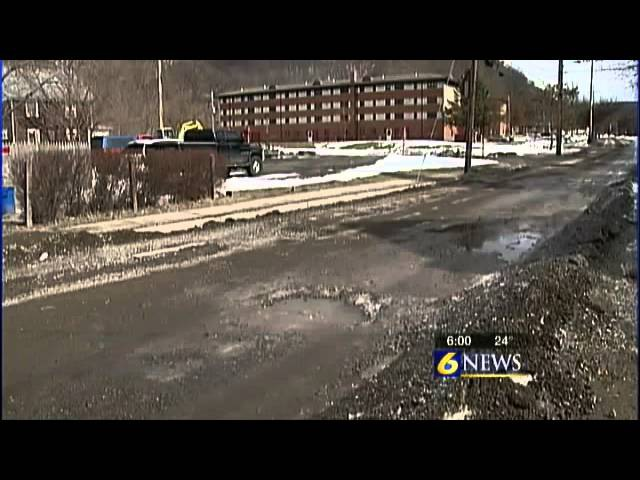 CamTran reroutes buses because of damaging potholes