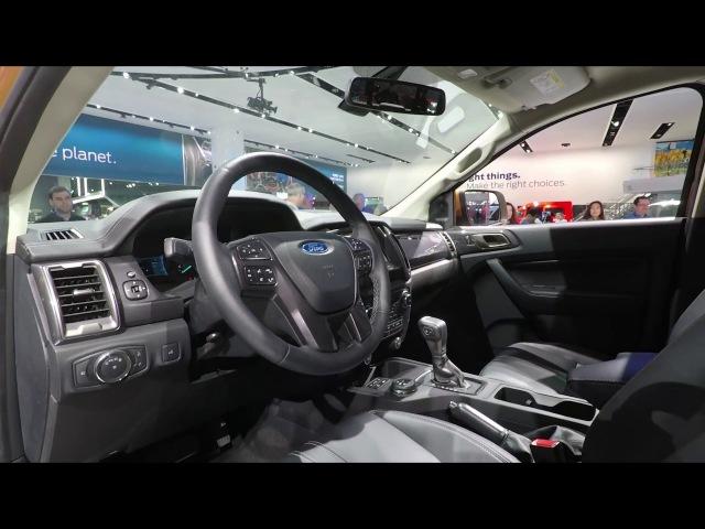 2019 Ford Ranger Interior   Autoblog Short Cuts