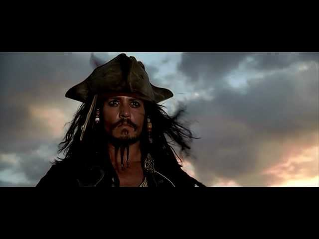 Jack Sparrow's arrival in Port Royal