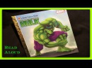 MARVEL THE INCREDIBLE HULK - Read Aloud - Storybook for kids, children adults