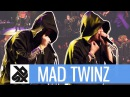 MAD TWINZ Road to GBBB Tag Team Champs 2017