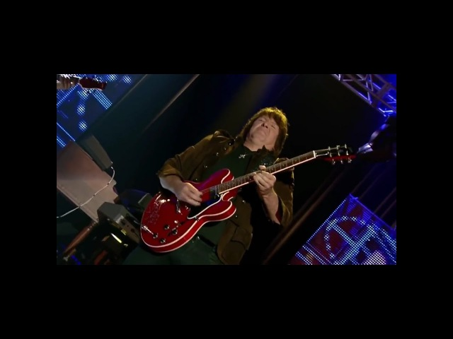 Две Легенды. Richie Sambora (Bon Jovi) солирует для B.B.King