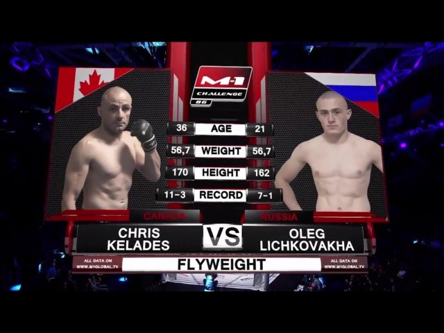 Крис Келадес vs Олег Личковаха, M-1 Challenge 86 rhbc rtkfltc vs jktu kbxrjdf[f, m-1 challenge 86