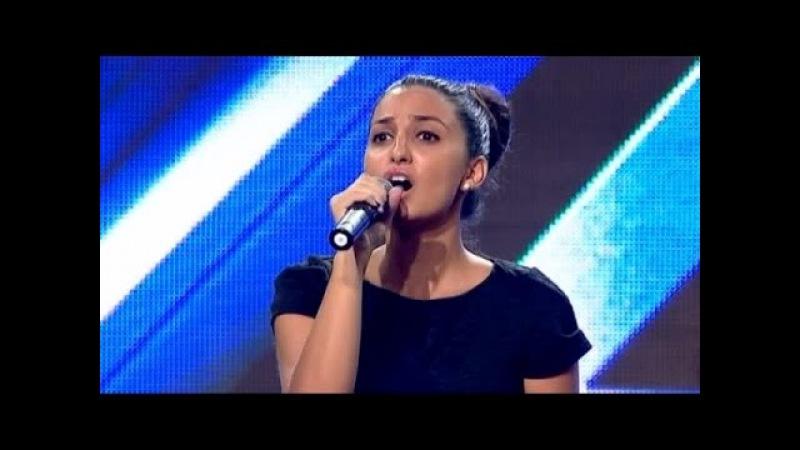 Християна Лоизу - X Factor (06.10.2015)