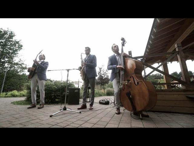 Джаз группа кавер бэнд бенд джазовые музыканты саксофонист Джаз Кавер Трио Playtime