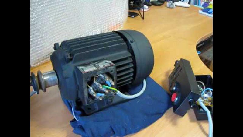 бесконденсаторный запуск 3х фазного двигателя от 220в tcrjyltycfnjhysq pfgecr 3 afpyjuj ldbufntkz jn 220d