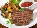 ТОП Рецепт стейков с овощами