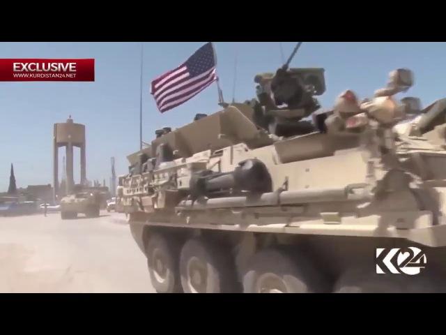 США впервые атаковали подразделения РФ в Сирии путинские вояки разгромлены позорно бежали с поля боя