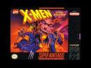 X-Men: Mutant Apocalypse. SNES. No Damage Walkthrough