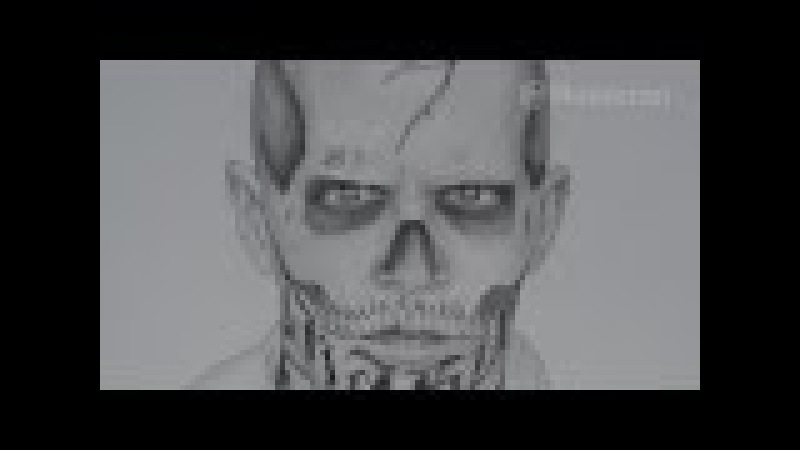 Drawing El - Diablo from Suicide Squad by Moiimran - Time-lapse Speed Drawing