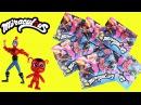 Miraculous Ladybug Blind Bag Opening Ladybug Cat Noir Tiki Plagg Toy Surprises Toy Caboodle