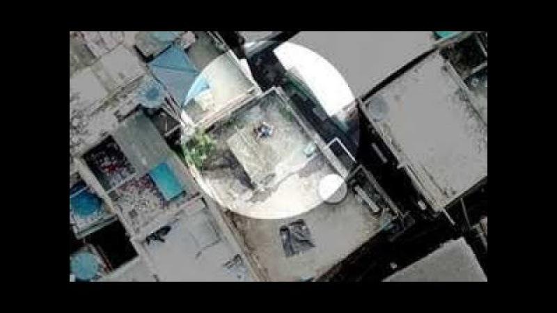 FANTÁSTICO , Polícia usa Drone para prender chefe do Jacarezinho, Rio