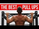 BEST Pull Up Variations for Back Biceps Strength