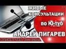YouTube [Ю туб] продвижение. Живые консультации в прямом эфире с Андреем Пигаревым #ValeryAliakseyeu