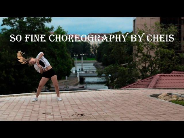 DanceHall | Sean Paul - So Fine | Choreography by Cheis