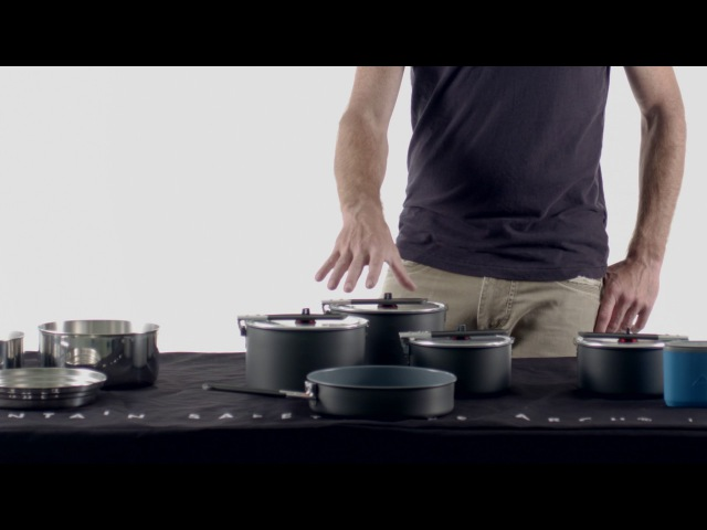 MSR Backpacking Cookware: Overview