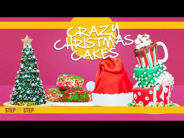Crazy Christmas Cakes Compilation | Delicious Mindblowing Holiday Treats | How To Cake It