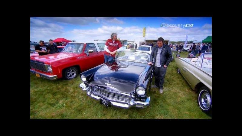 Махинаторы Wheeler Dealers Ford Thunderbird