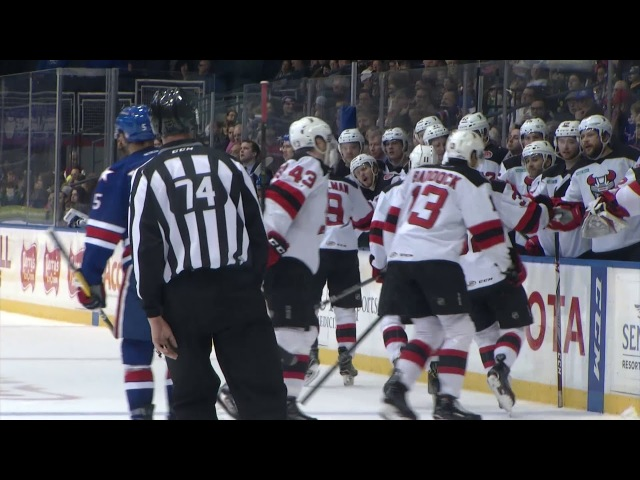 Rochester Americans Highlights 2.18.2018