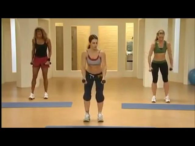 Посмотрите это видео на Rutube Стройная фигура за 30 дней с Джиллиан Майклс 1 й уровень