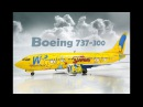Boeing 737-300 Simpsons Skyline Models DACO 1/144 - Airliner Model