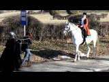 Prince on a White Horse Valentine's Day Surprise (Sadam)