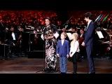 Род Стюарт, Венсан Кассель, Хосе Каррерас в Большом театре на Международной музыкальной премии BraVo