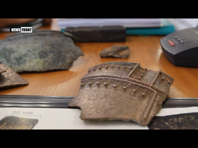 Первая в ЛНР археологическая экспедиция обнаружила древние артефакты на Луганщине