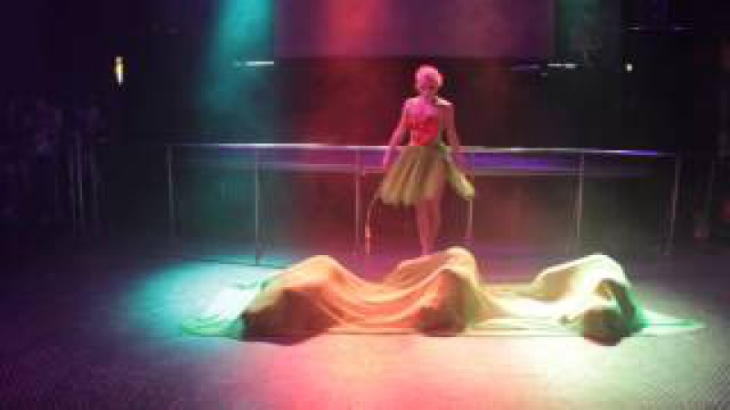 Show by Elena Bonchinche'-Ninja (Fraules) Spring vogue