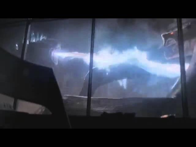 Godzilla 2014 all scenes